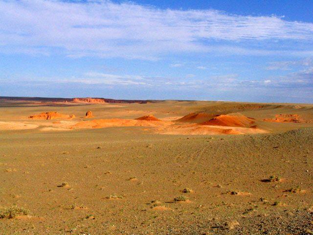 Zdj�cia: gdzies na pustyni, Gobi, Gobi, MONGOLIA