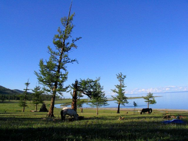 Zdjęcia: CHUWSGUL NUUR, CHUWSGUL NUUR, raj na ziemi 2, MONGOLIA