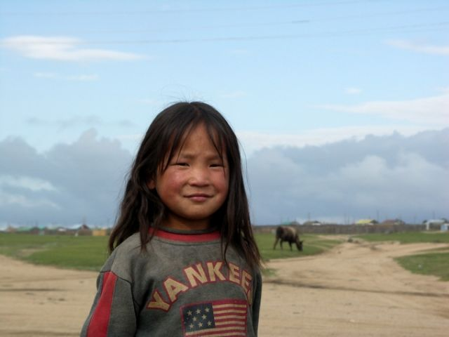 Zdj�cia: j.w., Terchijn Cagaan Nuur, Ma�a Mongo�ka 2, MONGOLIA