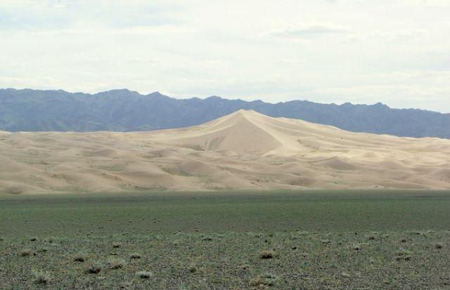 Zdjęcia: Chongoryn Els, Gobi, Wielka wydma, MONGOLIA