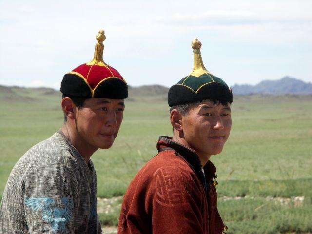 Zdjęcia: Mongolia, Gobi, Współcześni Nomadowie, MONGOLIA