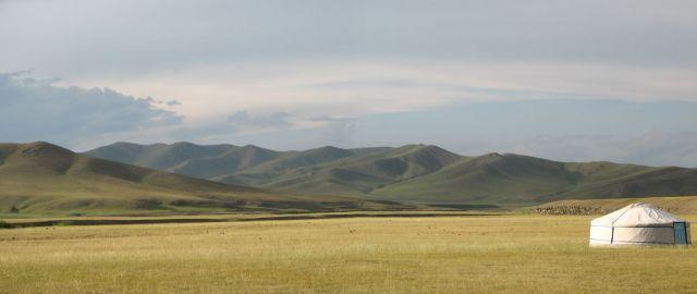 Zdjęcia: Jurta, MONGOLIA