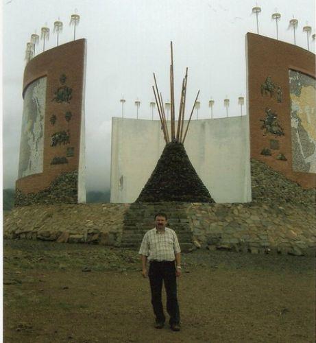 Zdjęcia: I- stolica mongołów, Wzgórze chwały, MONGOLIA