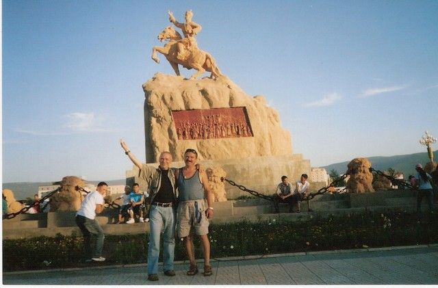 Zdj�cia: Plac czerwony, Stolica, Bolek ,Ja i D�ingis han, MONGOLIA
