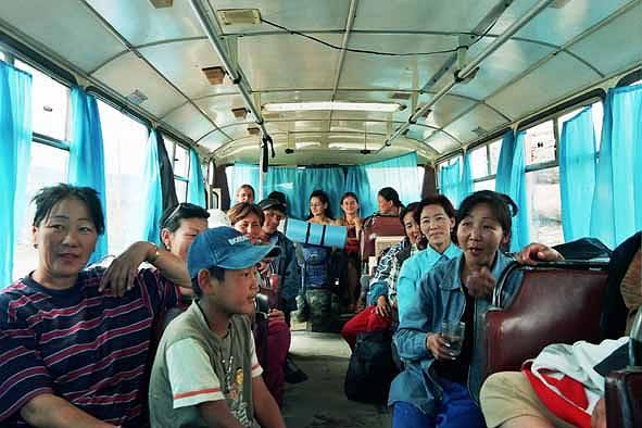 Zdjęcia: Nauszki-SucheBator, Na mongolskiej granicy, MONGOLIA