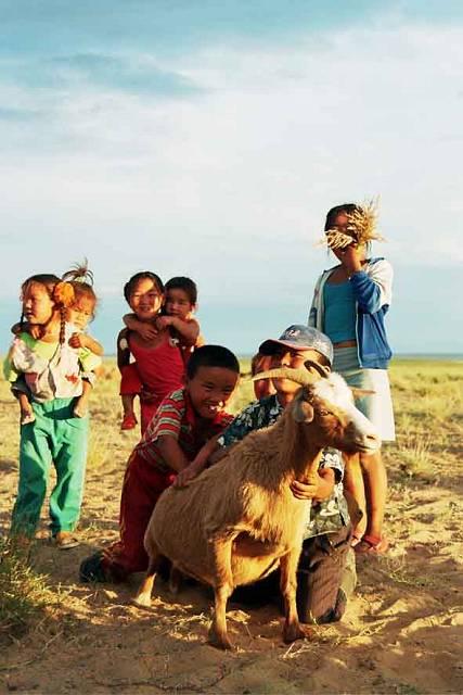 Zdjęcia: W okolicy Dalanzadag, Postój na Gobi, MONGOLIA