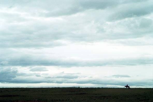 Zdjęcia: Jeździec, MONGOLIA
