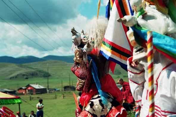Zdjęcia: Amarbajsgalan, Tak jak poprzedni, MONGOLIA
