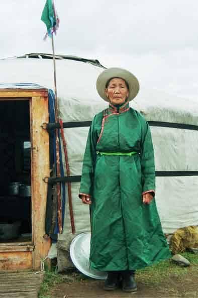Zdjęcia: Amarbajsgalan, Mama Szeryfa, MONGOLIA