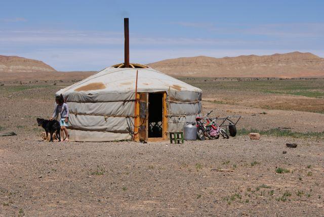 Zdjęcia: Mongolia, Jurta (ger), MONGOLIA