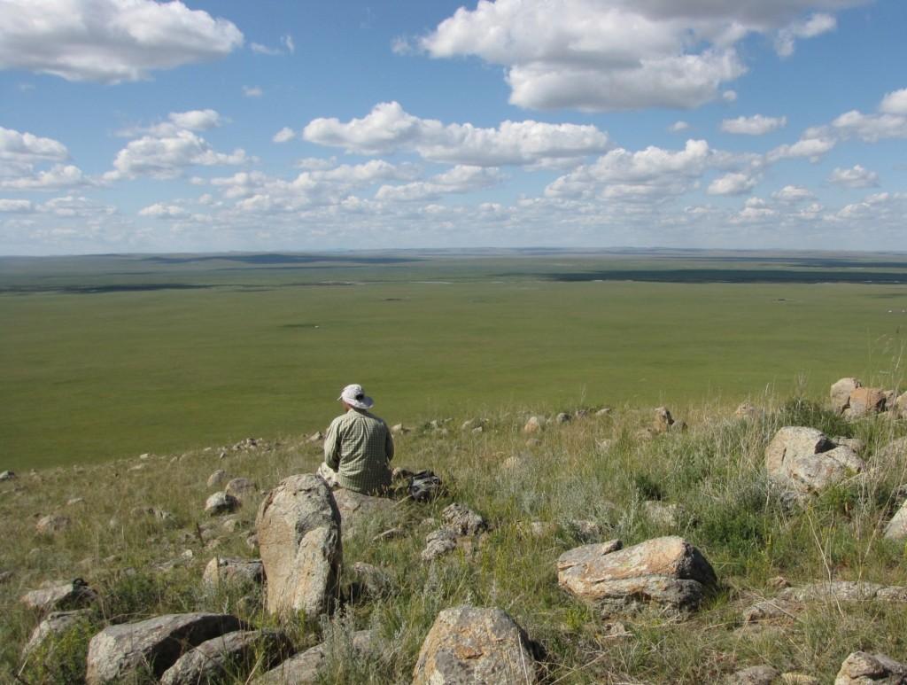 Zdjęcia: nad rzeką Kerulen, dziewicza wschodnia Mongolia, Co za przestrzeń, MONGOLIA
