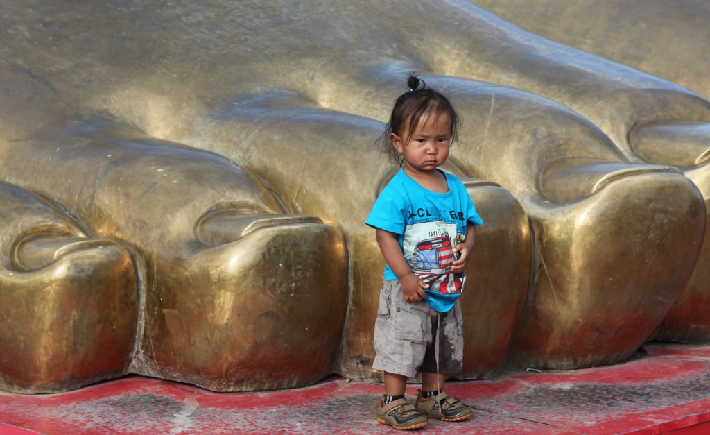 Zdjęcia: Klasztor Gandan, Ułan Bator, Przygoda, MONGOLIA