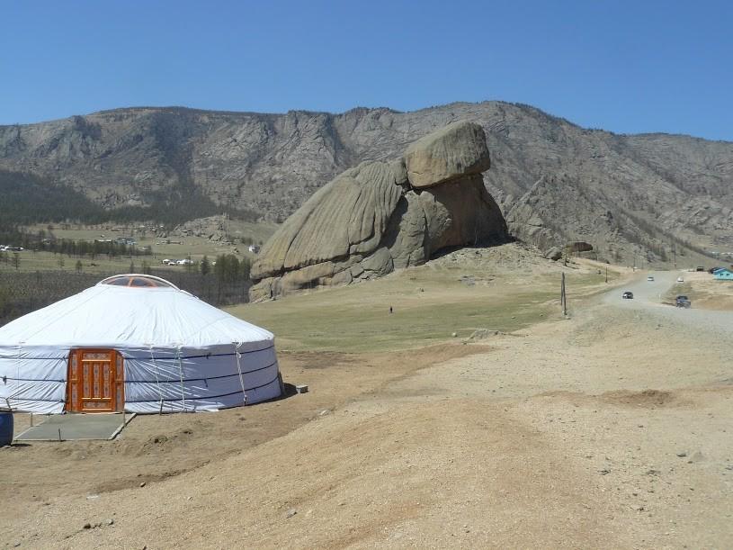 Zdjęcia: Park narodowy Gorchi-Tereldż, Park Gorchi-Tereldż, MONGOLIA