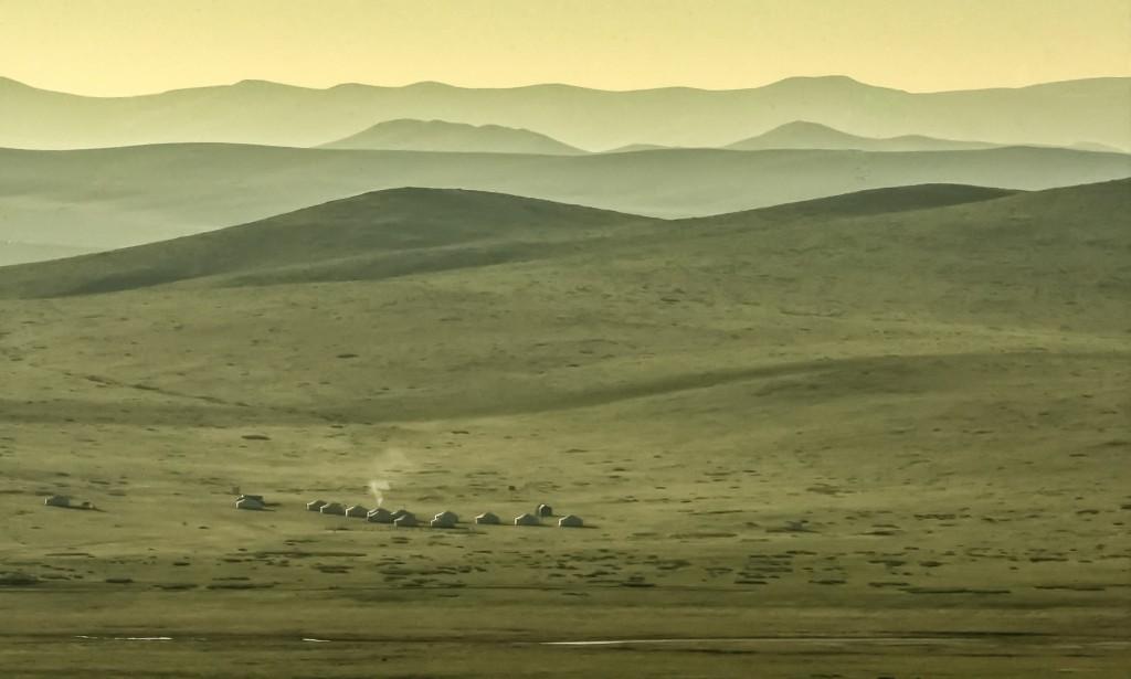 Zdjęcia: płn.Mongolia, płn. Mongolia, Zanim wstanie nowy dzień...., MONGOLIA