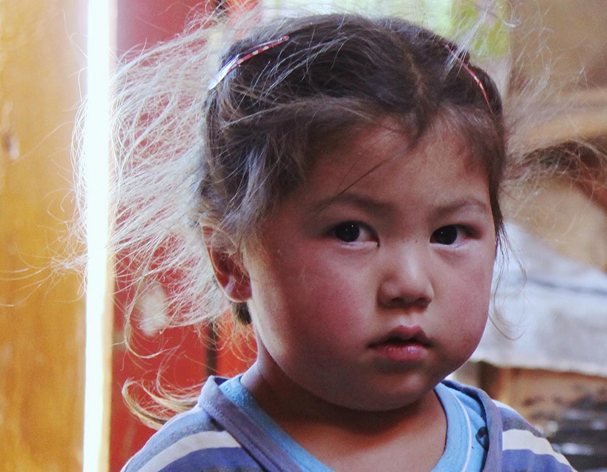 Zdjęcia: Gurvan Saikhan, Dalanzadgad, Dziecko stepu, MONGOLIA