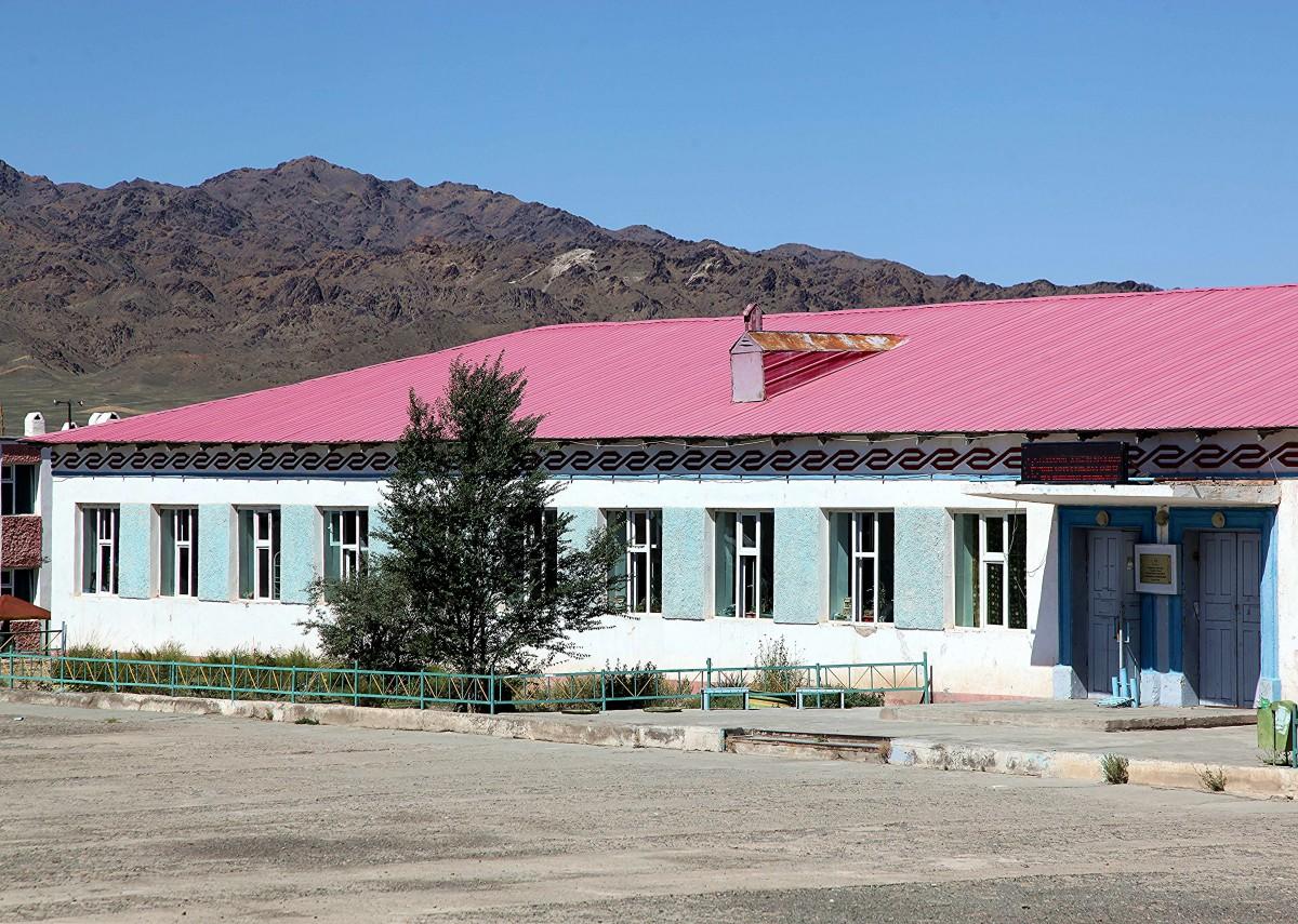 Zdjęcia: Tawtaj Morił , Dalanzadgad, Siedziba gminy, MONGOLIA