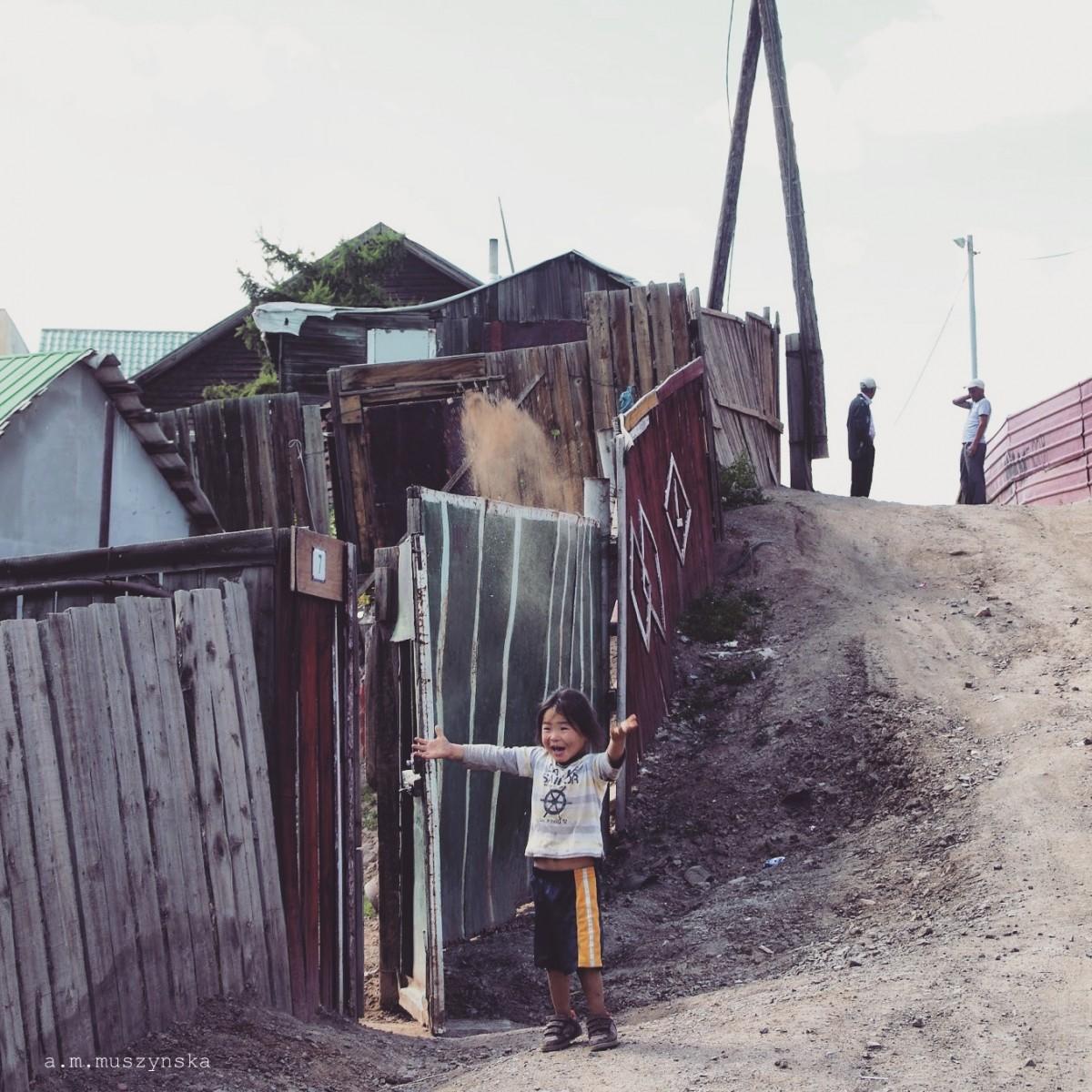 Zdjęcia: Ułan Bator, Ułan Bator, Radość, MONGOLIA