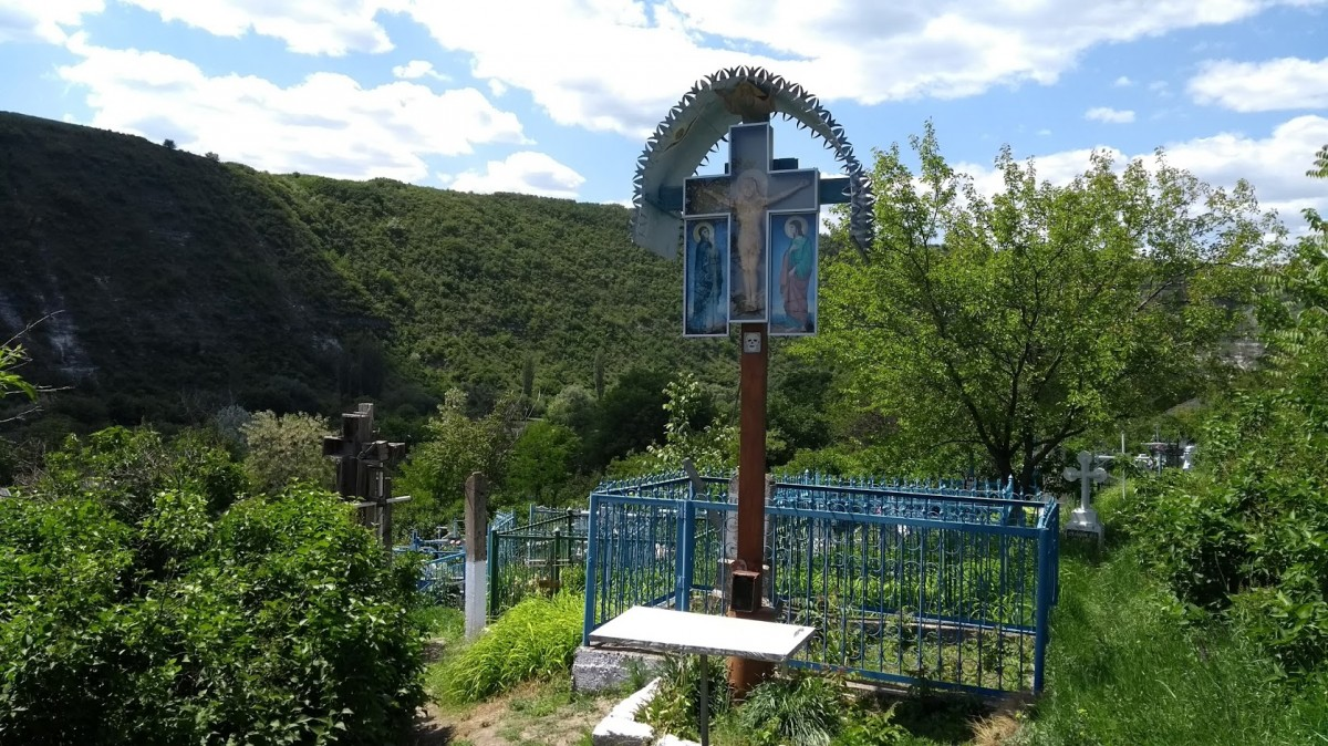 Zdjęcia: Trebujeni, Orheiul Vechi cmentarz, MOłDAWIA