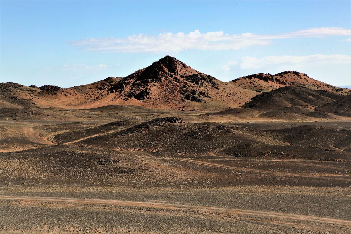 Zdjęcia: Tawtaj Morił, Dalanzadgad, Barwy pustyni, MONGOLIA