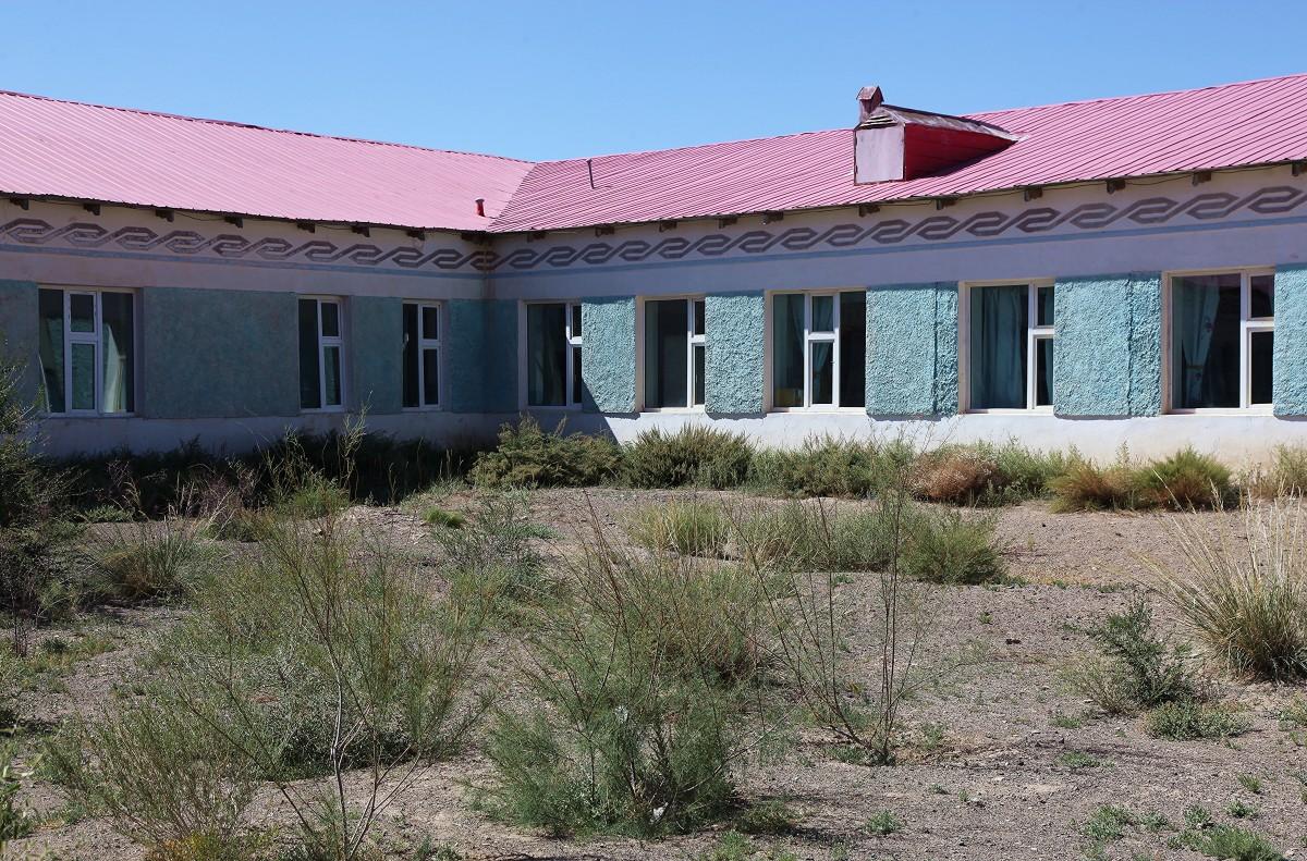 Zdjęcia: Tawtaj Morił, Dalanzadgad, Szkoła w stepie, MONGOLIA