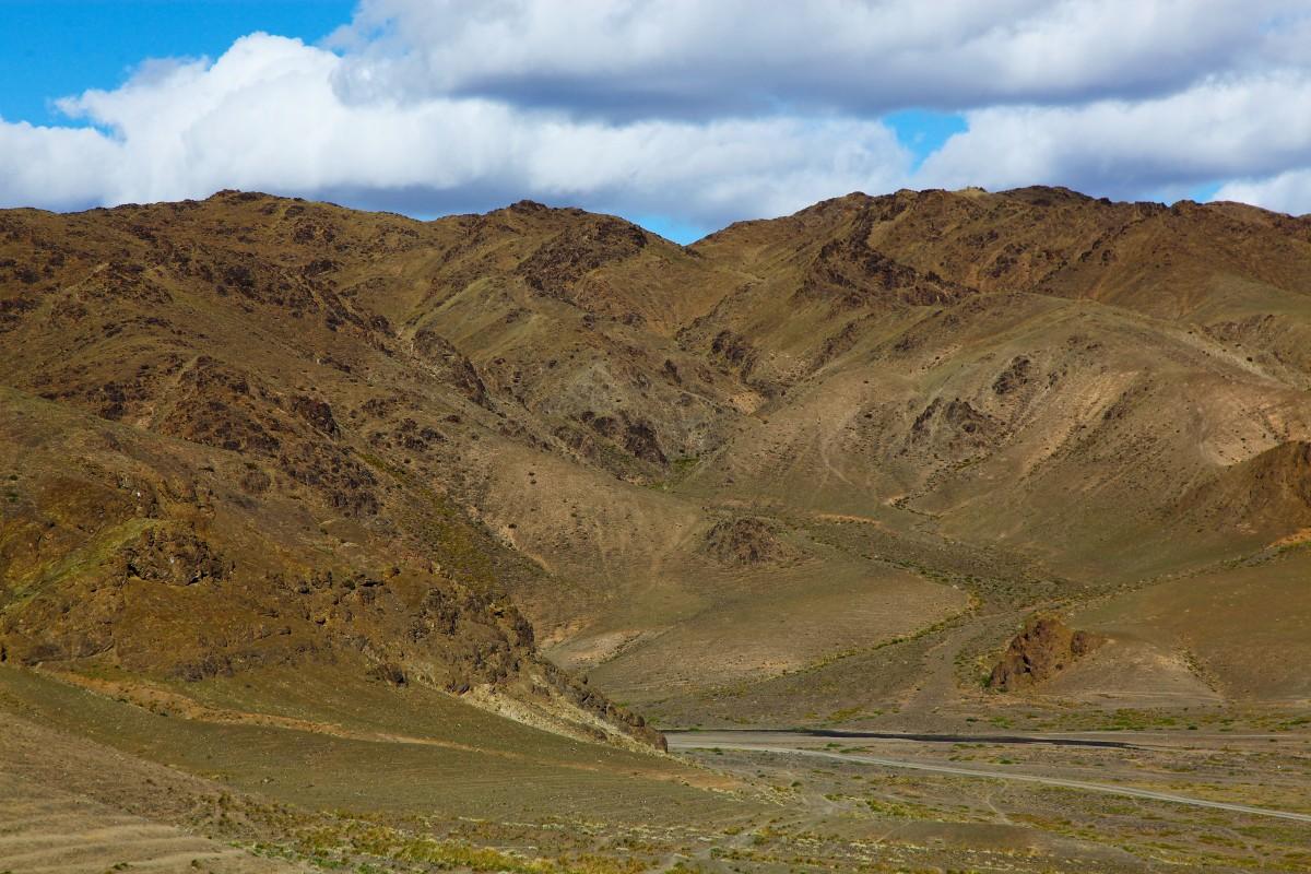 Zdjęcia: Gurvan Saikhan, Dalanzadgad, Dolina orła, MONGOLIA