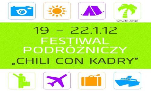 MONGOLIA / Śląsk / Tarnowskie Góry / Festiwal podróżniczy Chili con Kadry - Tarnowskie Góry