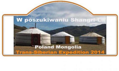MONGOLIA / - / mongolia / logo wyprawy