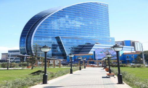 Zdjecie MONGOLIA / Ułan Bator / Centrum miasta / Blue Sky