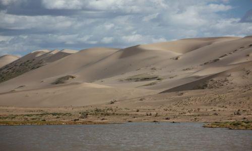 Zdjęcie MONGOLIA / Omnogov / Gobi / Śpiewające piaski