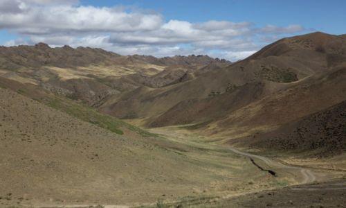 MONGOLIA / Dalanzadgad / Yolyn Am / Park Narodowy Gurwan Saichan