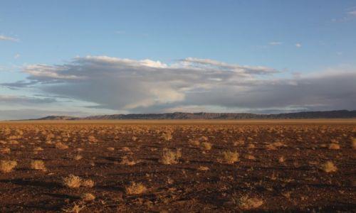 Zdjęcie MONGOLIA / Omnogov / Gobi / Barwy pustyni