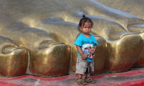 MONGOLIA / U�an Bator / Klasztor Gandan / Przygoda