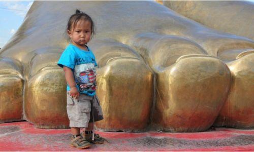 Zdjęcie MONGOLIA / Ułan Bator / Klasztor Gandan / Konkurs: U stóp Buddy