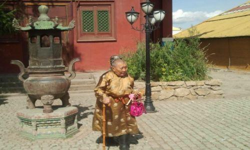 Zdjecie MONGOLIA / - / Ułan Bator / Nutka buddyzmu