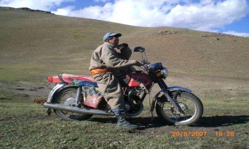 Zdjecie MONGOLIA / brak / północna Mongolia / tradycja