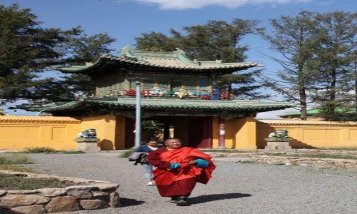 Zdjęcie MONGOLIA /  Ułan Bator / Klasztor Gandan / W drodze do miasta