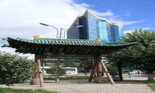 Zdjecie MONGOLIA / Ułan Bator / Centrum miasta / Style