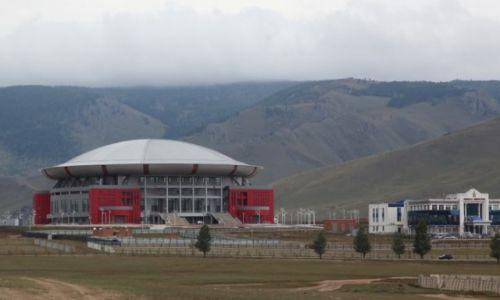 Zdjęcie MONGOLIA / Ułan Bator / Bayanzurkh / Obiekty sportowe