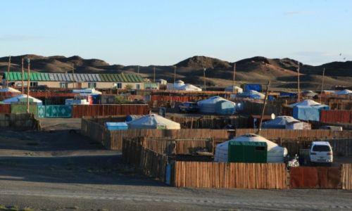 Zdjecie MONGOLIA / Dalanzadgad / Gurvan Saikhan / Życie codzienne nomadów