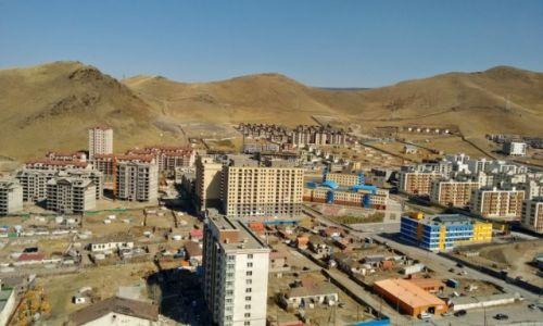 Zdjęcie MONGOLIA / - / Ulan Bator / Panorama Ulan Bator