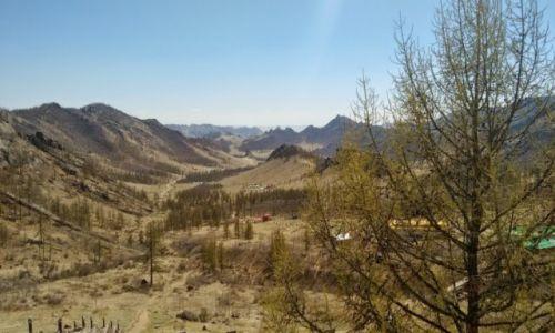 MONGOLIA / - / Park narodowy Gorchi-Tereldż / Park Gorchi-Tereldż