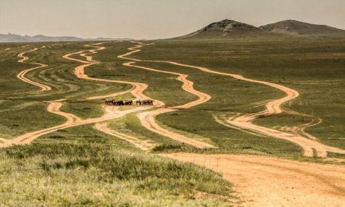 MONGOLIA / płn. Mongolia / płn.Mongolia / Całkiem jak w życiu....