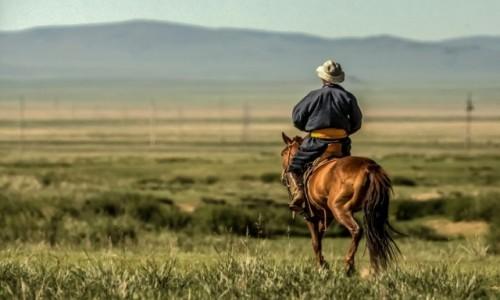 MONGOLIA / płn. Mongolia / płn.Mongolia / Objazd włości....