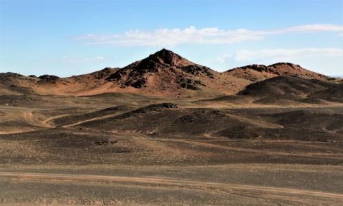 Zdjecie MONGOLIA / Dalanzadgad / Tawtaj Morił / Barwy pustyni
