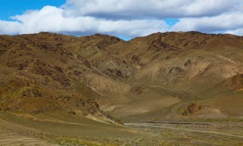 Zdjecie MONGOLIA / Dalanzadgad / Gurvan Saikhan / Dolina orła