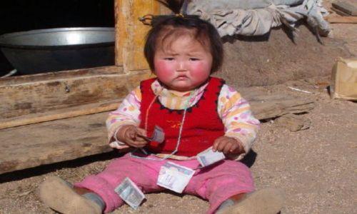 MONGOLIA / brak / pustynia Gobi / Przydrożna jadłodajnia
