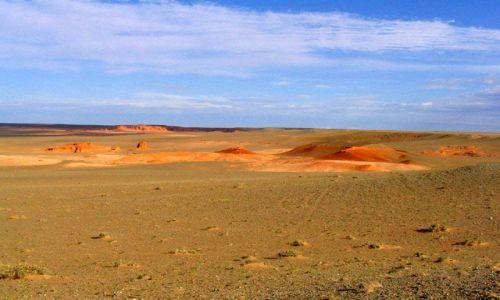 Zdjecie MONGOLIA / Gobi / gdzies na pustyni / Gobi