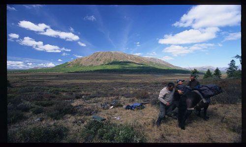 Zdjecie MONGOLIA / brak / północna Mongolia / pakowanie