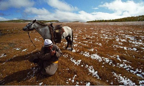 Zdjęcie MONGOLIA / brak / północna Mongolia / Mongolia