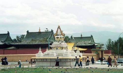 MONGOLIA / brak / Ułan Bator / Gandam